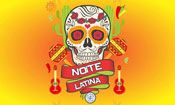 Folder do Evento: Noite Latina | Clube Jundiaiense