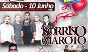 Folder do Evento: Sorriso Maroto & Dilsinho