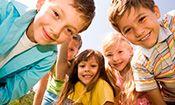 Folder do Evento: Festas das Crianças