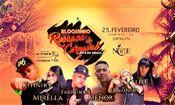 Folder do Evento: Bloquinho Ressaca de Carnaval Hits