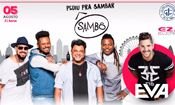 Folder do Evento: Sambo + Banda Eva