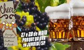 Folder do Evento: Cheers Festival Jundiaí
