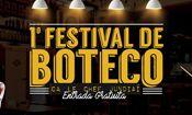 Folder do Evento: 1º Festival de Boteco Jundiaí