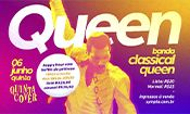 Folder do Evento: Cover Queen com Classical Queen