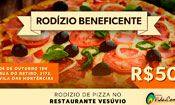 Folder do Evento: Rodizio Beneficente - Vida.Com