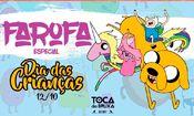 Folder do Evento: Farofa Especial Dia das Crianças
