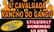 Folder do Evento: Quarta Cavalgada Do Rancho Do Gango