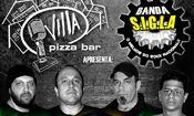 Folder do Evento: SIGLA no Villa Pizza Bar
