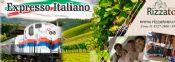 Folder do Evento: Expresso Turístico Italiano