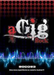 Folder do Evento: Banda aGig Rock na Toca do Rei