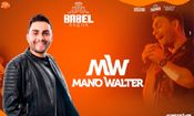 Folder do Evento: Mano Walter ao vivo em Jundiaí
