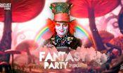 Folder do Evento: Fantasy Party - 2017, Jundiaí-SP