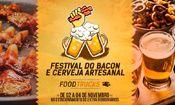 Festival do Bacon e Cerveja Artesanal