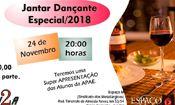 Jantar Dançante Especial 2018 da APAE