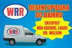 WRR - Desentupidora e Prestadora de serviços