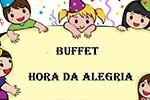 Buffet Hora da Alegria