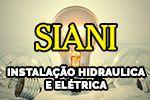 Instalações Hidráulica e Elétrica Siani