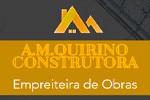 A.M.Quirino Construtora | Empreiteira de Obras