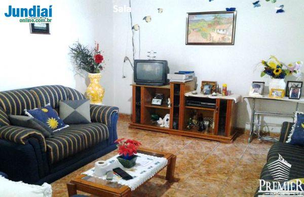 Casa Térrea 3 Dormitórios  Jundiaí Mirim