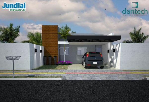 Casa Térrea Planejada em Jundiaí