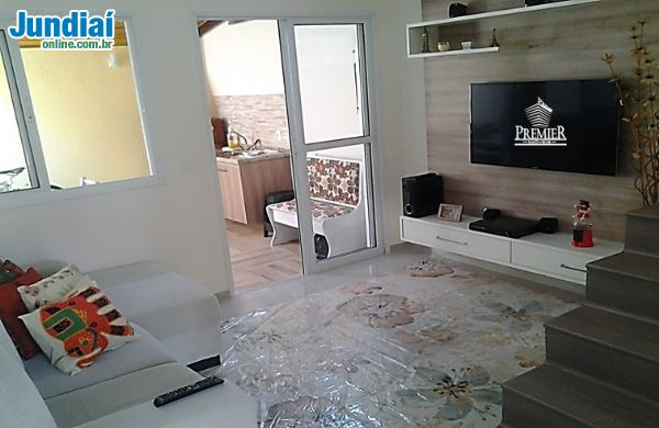 Casa Condomínio Bella Colônia 2 Quartos!