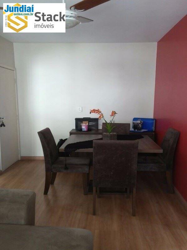 Apartamento a venda em Jundiaí próximo ao Multi Modas Center e Atacadista  Roldão com fácil acesso as principais rodovias