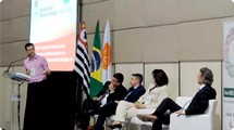 Secret�rio de Servi�os P�blicos fala no RWM Brasil
