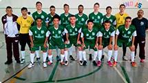 Jogos Regionais: futsal faz 8 a 3 sobre S�o Roque na briga pelo ouro