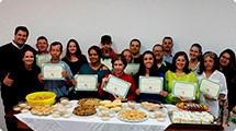 Quarta turma de Padaria Artesanal recebe certificados