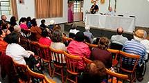 Palestras celebram Dia Mundial da Conscientização sobre a Violência contra o Idoso
