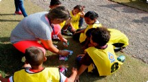 Mc Tour atende crianças do Jardim Novo Horizonte