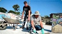 Pista de skate do Sororoca recebe obras de reparo