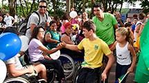 Atleta do Peama é recebido com festa no Bolão