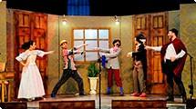 Cultura prorroga as inscrições para a Cia. de Teatro
