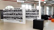 Biblioteca Municipal homenageia aniversário de Jundiaí com exposição