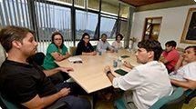 ONG peruana conhece trabalho desenvolvido pelo Programa Nascentes