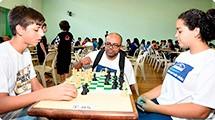 Time Jundiaí participa de Circuito Solidário de Xadrez