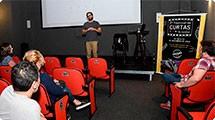 Festival de Curtas traz oficina de roteiro e direção