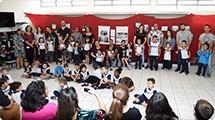 Projeto Musicarte marca os 50 anos da EMEB Haydee Mojola