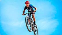 Atleta do TIME Jundiaí de Ciclismo é 2º em prova em Minas Gerais